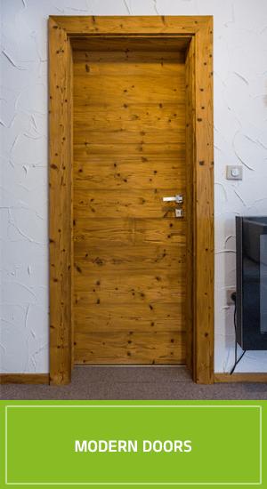 Moders interior doors
